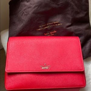 Kate Spade Cameron Street bag - rooster red. NWT
